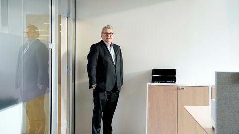 Riksrevisor Per-Kristian Foss og flere i hans ledergruppe har fått coaching.