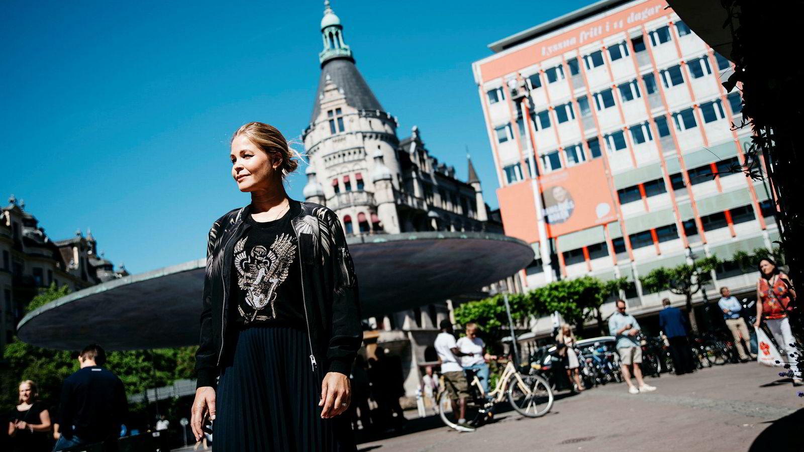 Anna Stenbergs rekrutteringsbyrå Women Executive Search har rekruttert over 500 kvinnelige ledere siden starten for syv år siden.