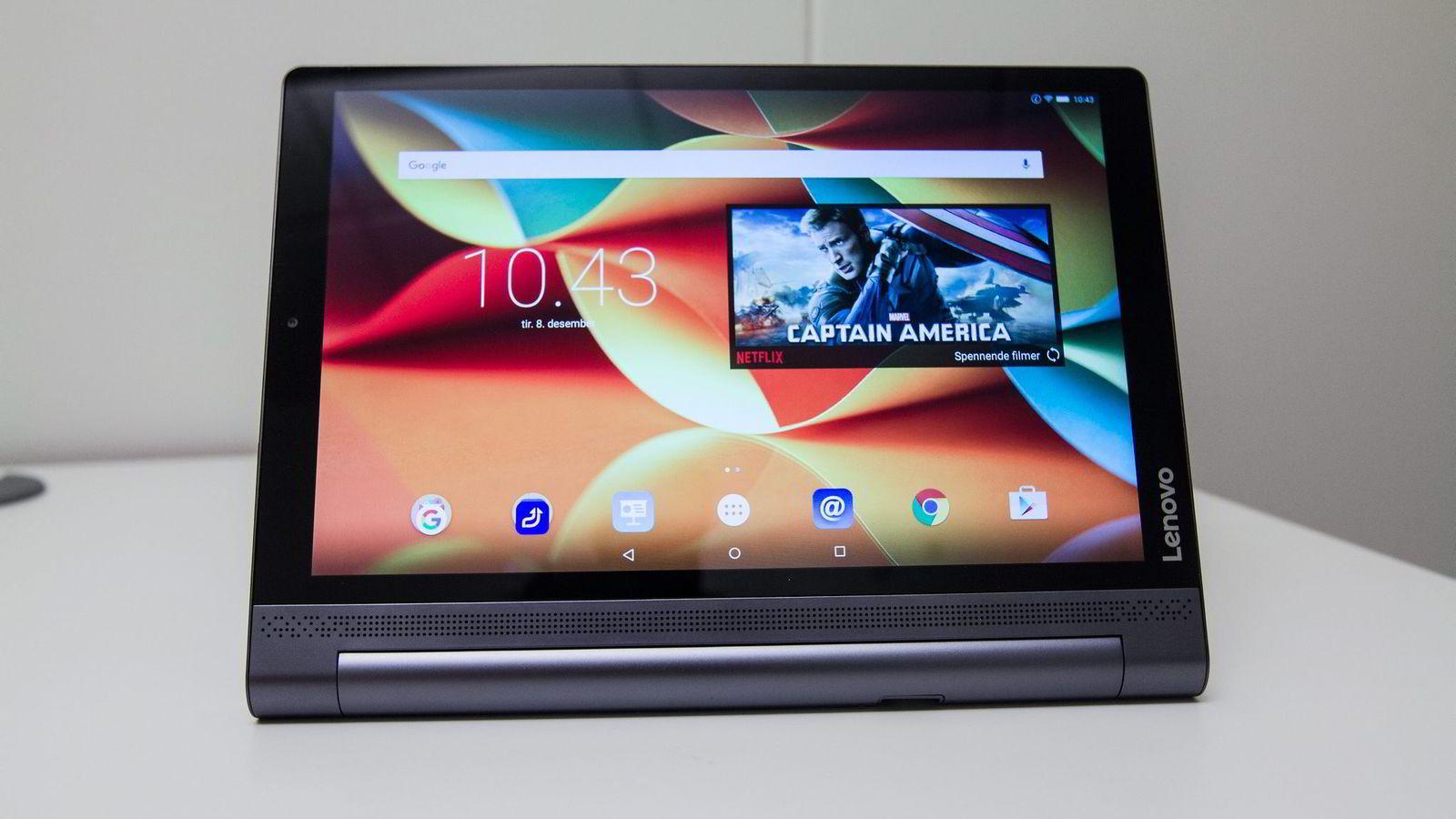 Lenovo Yoga 3 Pro.
