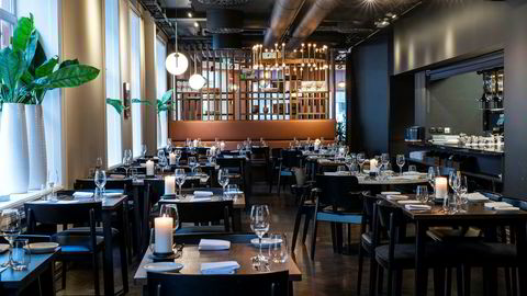 Tradisjonsrikt. Bygget som huser restaurant BA53 var tidligere Norum hotell, Magma, en Egon-restaurant - og nå er det Kari Innerå som driver restauranten i Bygdøy Allé.