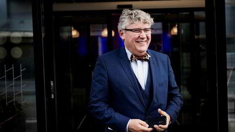 Administrerende direktør i oljeselskapet Okea, Erik Haugane, har fått med seg en britisk partner.