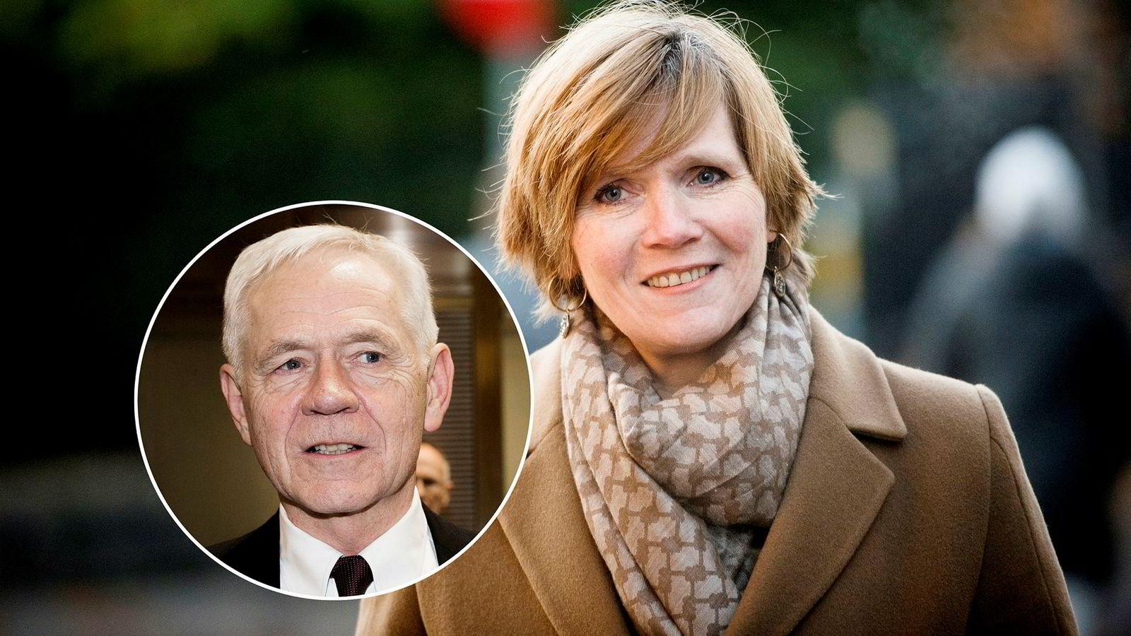 Ekteparet Christine Meyer og Victor Norman har skrevet boken «Ikke for å konkurrere».