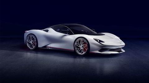 Pininfarina Battista er et beist av en elbil med fire motorer og akselerasjon som en Formel 1-bil.