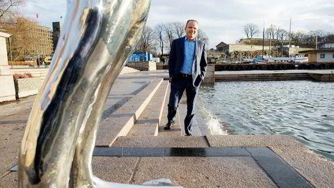 Roar Ingdal blir ny arbeidende styreleder for Smiths Venners gigantanlegg på Brunstad i Vestfold. Foto: Øyvind Elvsborg
