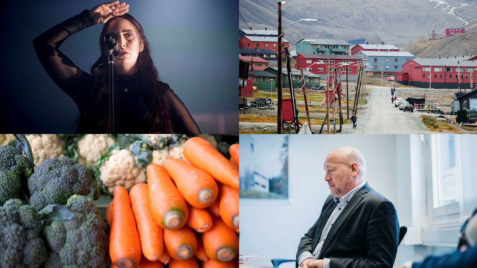 Hva har Highasakite, Longyearbyen, grønnsaker og Omsorgsbygg-sjefen til felles? De er alle med i denne ukens utvalgte sitater.