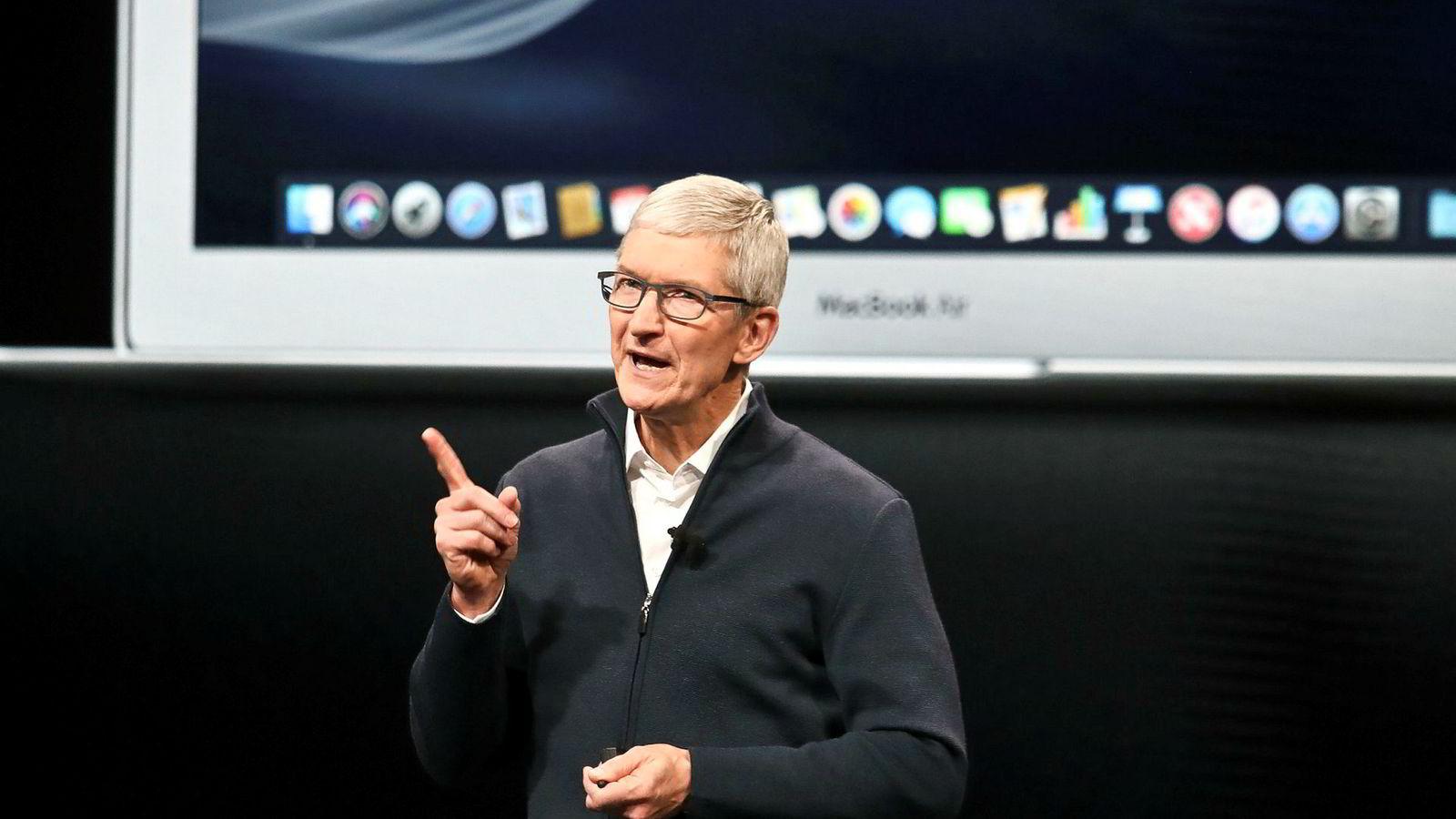 Apple tar bladet fra munnen og anklager Google for å spre falsk frykt etter at en sikkerhetsrapport nylig spredte tvil om sikkerheten i Iphone og Ipad.