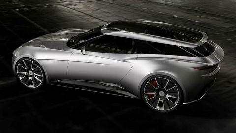Alcraft GT er en ny, sprek elbil som kanskje får se dagens lys.