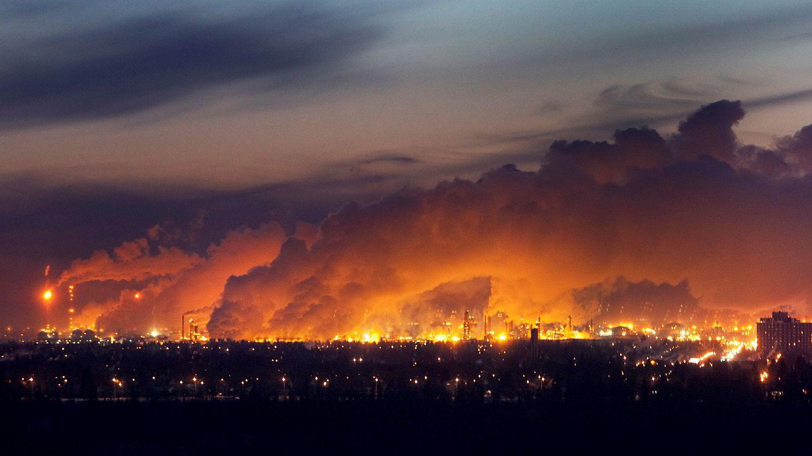 Oljeindustrien har hatt kunnskap om klimaendringene siden 50-tallet, hevder advokat Carroll Muffett.