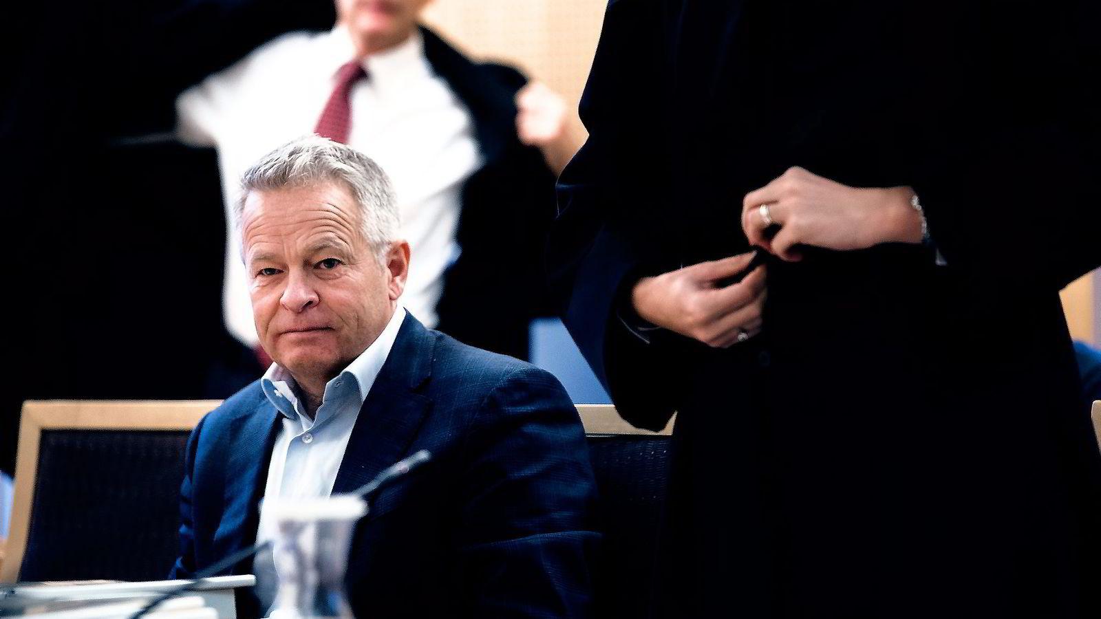 Endre Rangnes er saksøkt av sin tidligere arbeidsgiver Lindorff.               Foto: Per Ståle Bugjerde