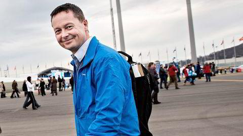 Kommunikasjonssjef Jan Petter Dahl i TV2 bekrefter nyheten overfor DN. Foto: Aleksander Nordahl