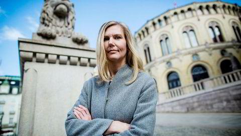 Arbeiderpartiets finanspolitiske talsperson Marianne Marthinsen.