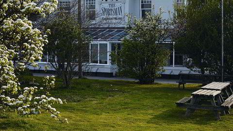 Stjernepub. Bak The Sportsmans beskjedne fasade venter måltider som er en Michelin-stjerne verdig.