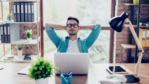 Det som før var assosiert med frilansere som jobbet fra kafeer og hjemmekontor, er blitt en sidestilt arbeidsform i USA. Og for oss som jobber i oppstartsselskaper brer arbeidsformen seg ekstra raskt.