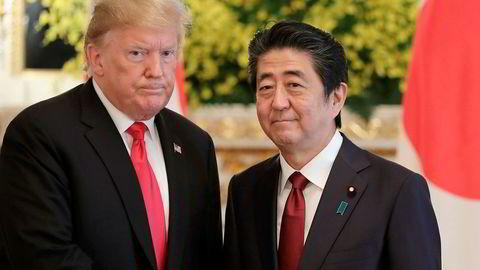 Japans statsminister Shinzo Abe har klart å unngå en en handelskrig med USA ved å øke importen av korn fra Midtvesten og blitt enige om en begrenset handelsavtale. Det vil hjelpe president Donald Trump i viktige vippestater under valget i 2020.