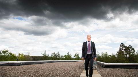 SAS-sjef Rickard Gustafson varsler nye kostnadskutt.