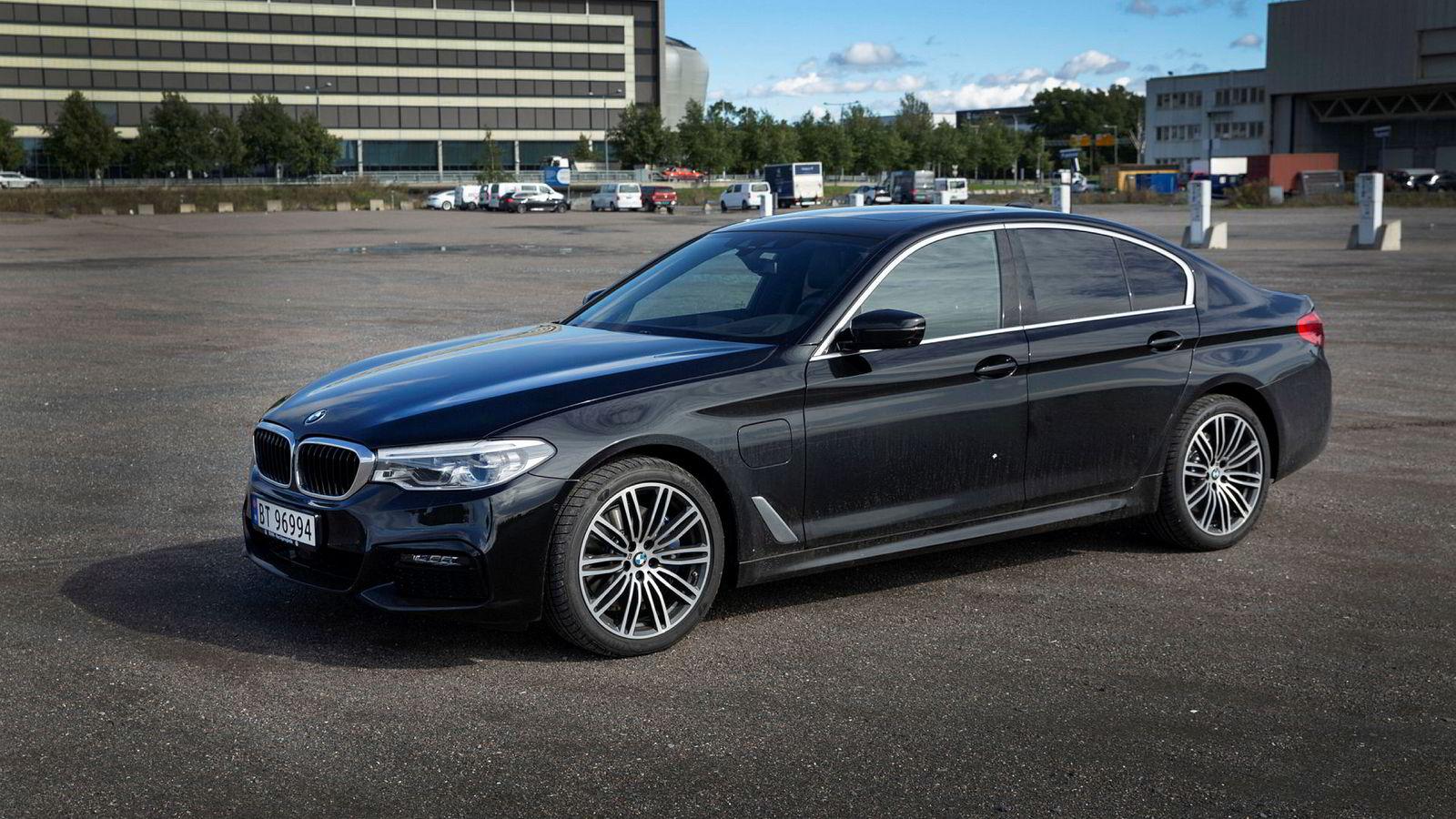 BMWs ladbare 5-serie får endelig firehjulsdrift.