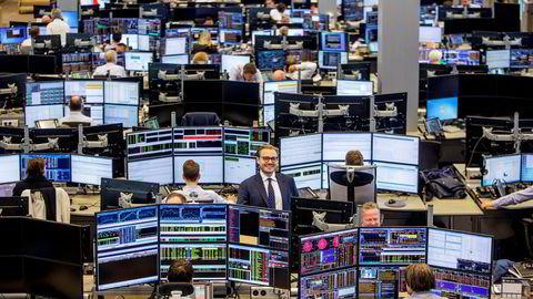 Aksjesjef Alexander Opstad i DNB mener børsnedgangen er en del av en korreksjon, som ofte er på seks til åtte prosent.