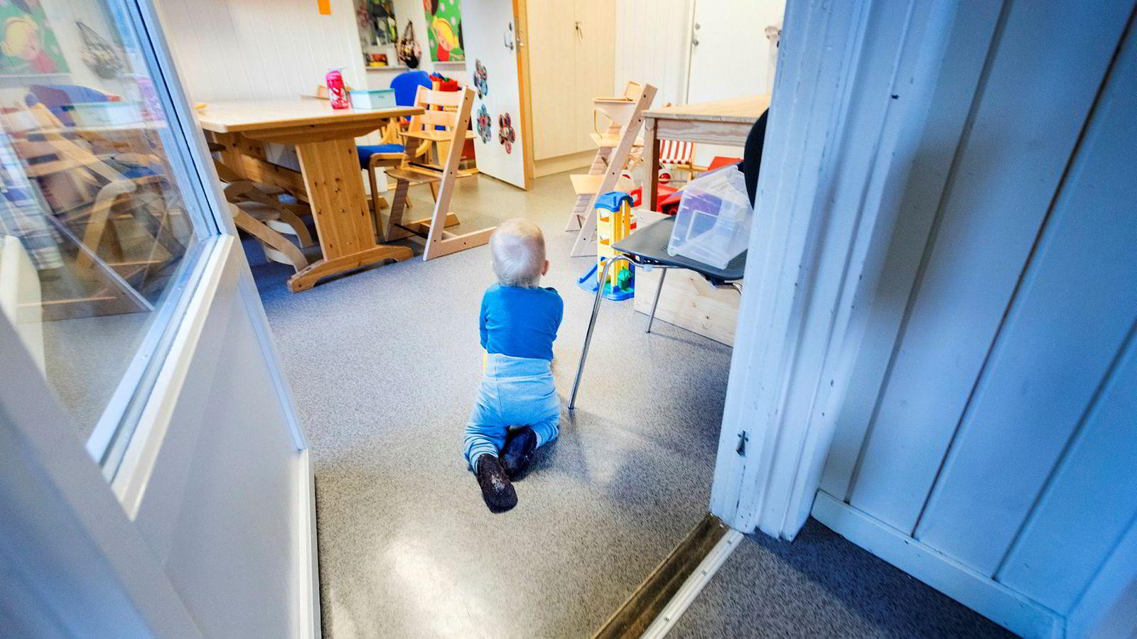 Det er lite trolig at det nye statlige tilsynskontoret i Molde kan kontrollere regnskapene i over 3000 barnehager, skriver forfatteren av innlegget.