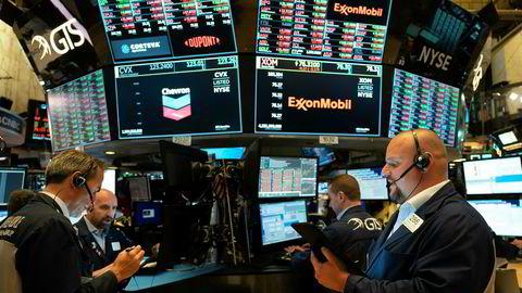 Investorer på Wall Street har all grunn til å være fornøyde.