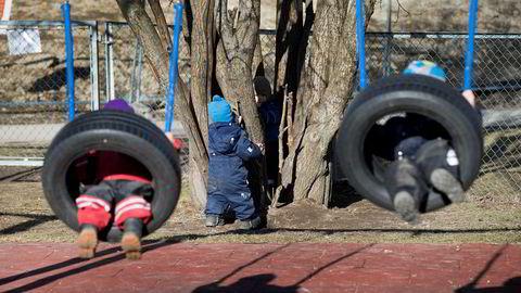 For barna er det irrelevant om eieren er en kommune, eller om det er Espira, Norlandia, Kanvas eller foreldrene i barnehagen. For barna i barnehagen er det leke- og læringsmiljøet som er viktigst, relasjonen til de voksne og til de andre barna.