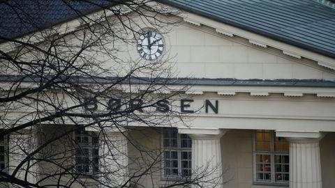 Det var svak utvikling på Oslo Børs tirsdag.