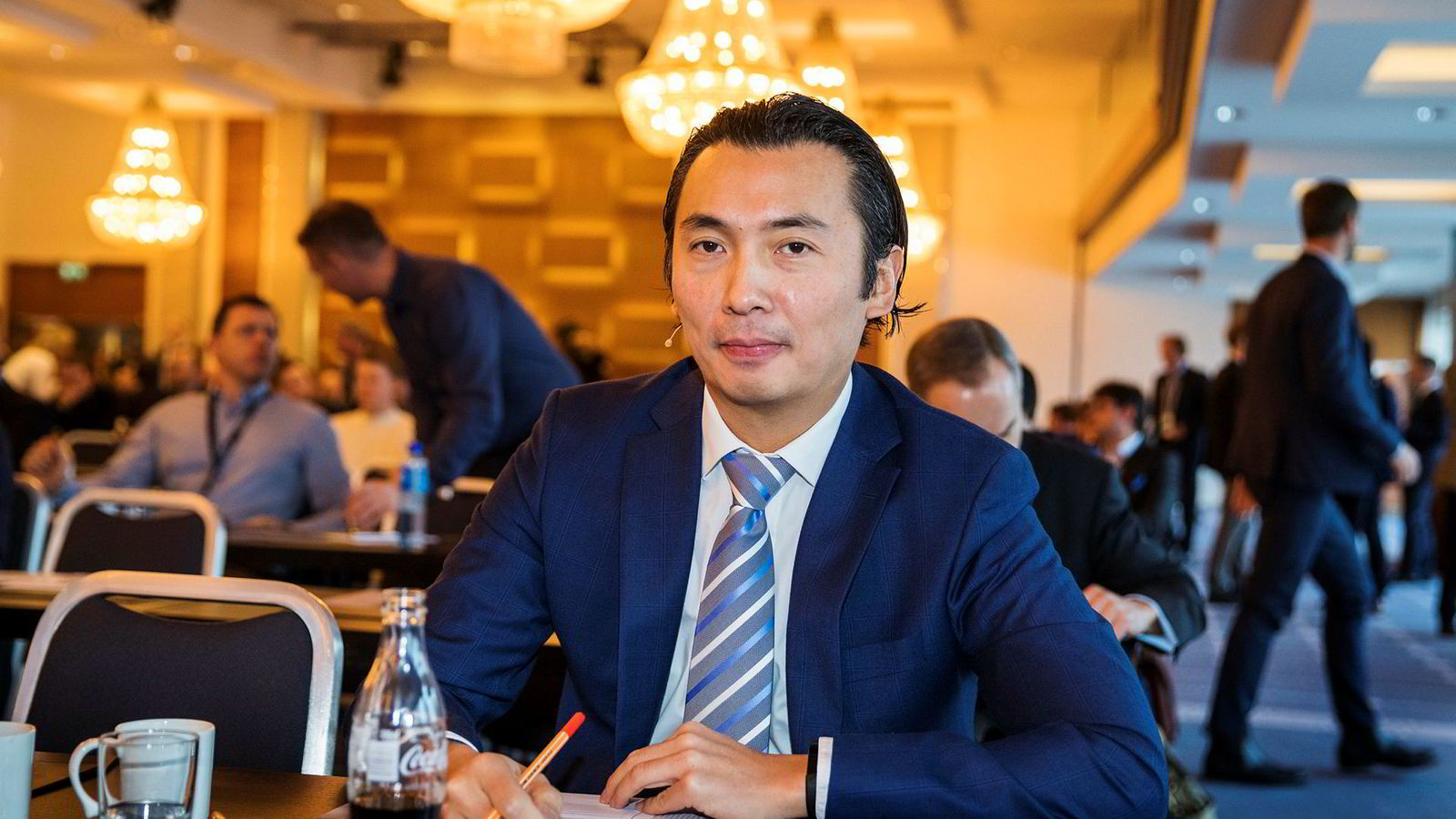 Olav Chen og Storebrand har vært forsiktige i år, til tross for kraftig børsoppgang.