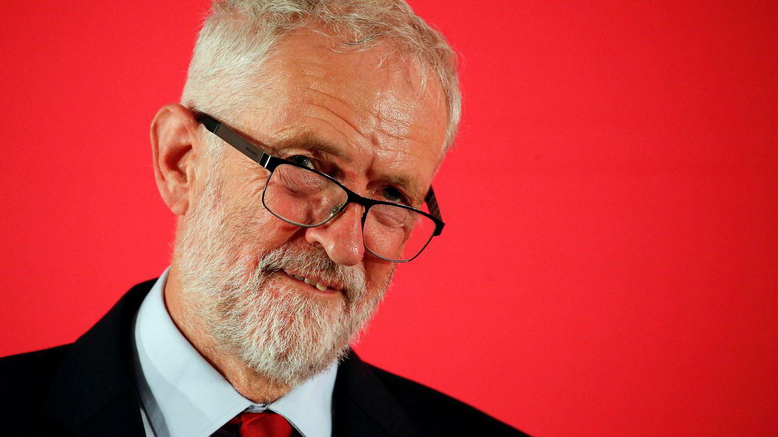 Flere briter mener det er verre med Jeremy Corbyn som statsminister enn en hard brexit.