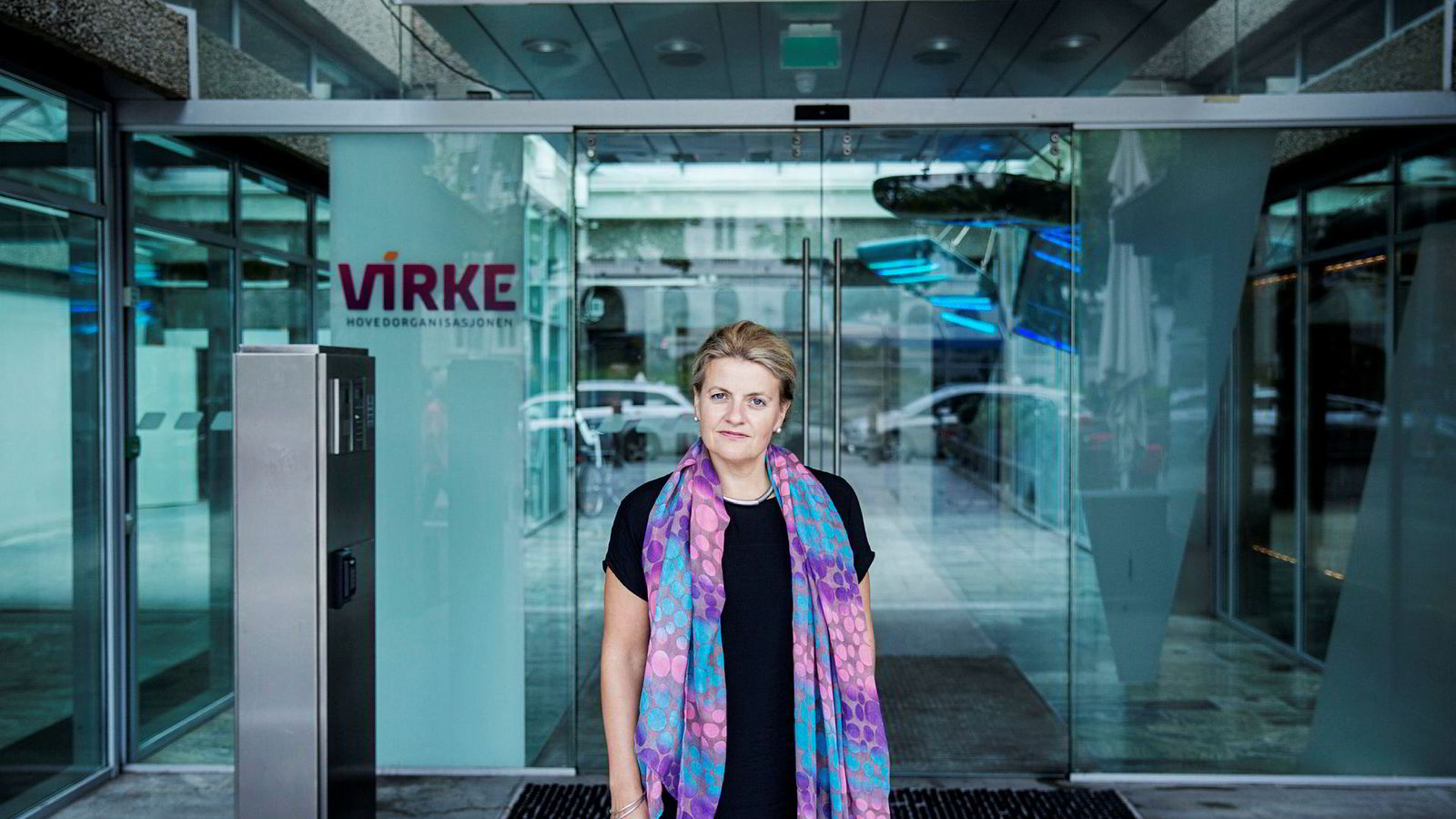 Inger Lise Blyverket, direktør for Forhandlinger og Arbeidslivspolitikk i Virke er kritisk til afp-ordningen.