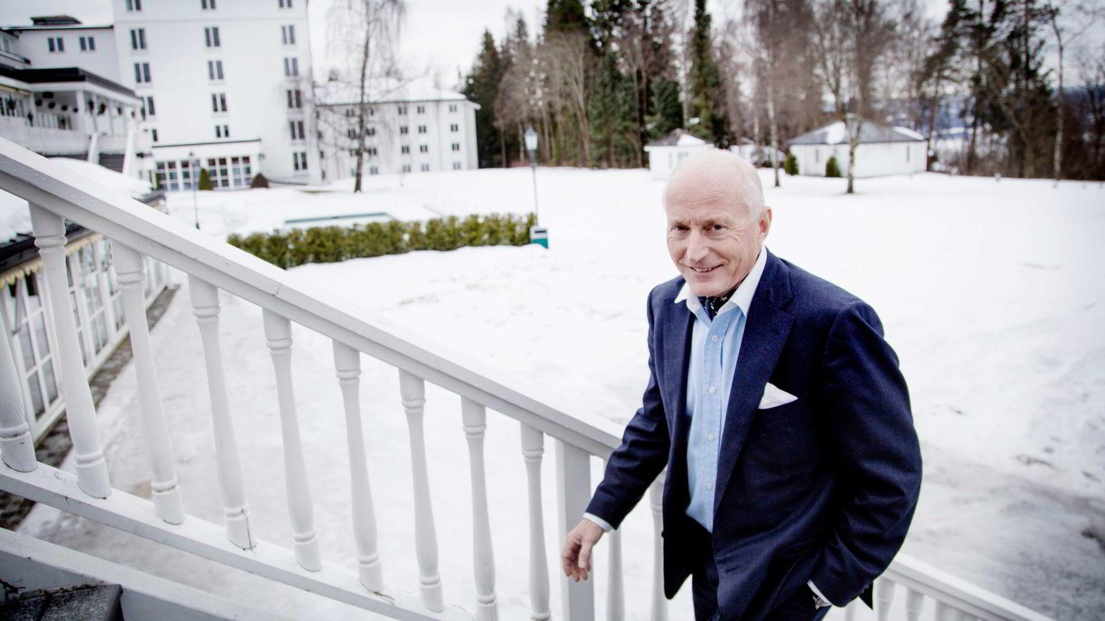 Christian Ringnes går inn i norsk sprøyteselskap.