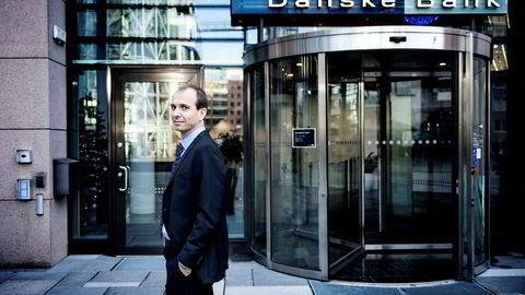 De viktigste faktorene som trakk barometeret ned, var lavere forventninger til boligpriser og aksjemarkedet, sier Jacob Børs Lind i Danske Capital.