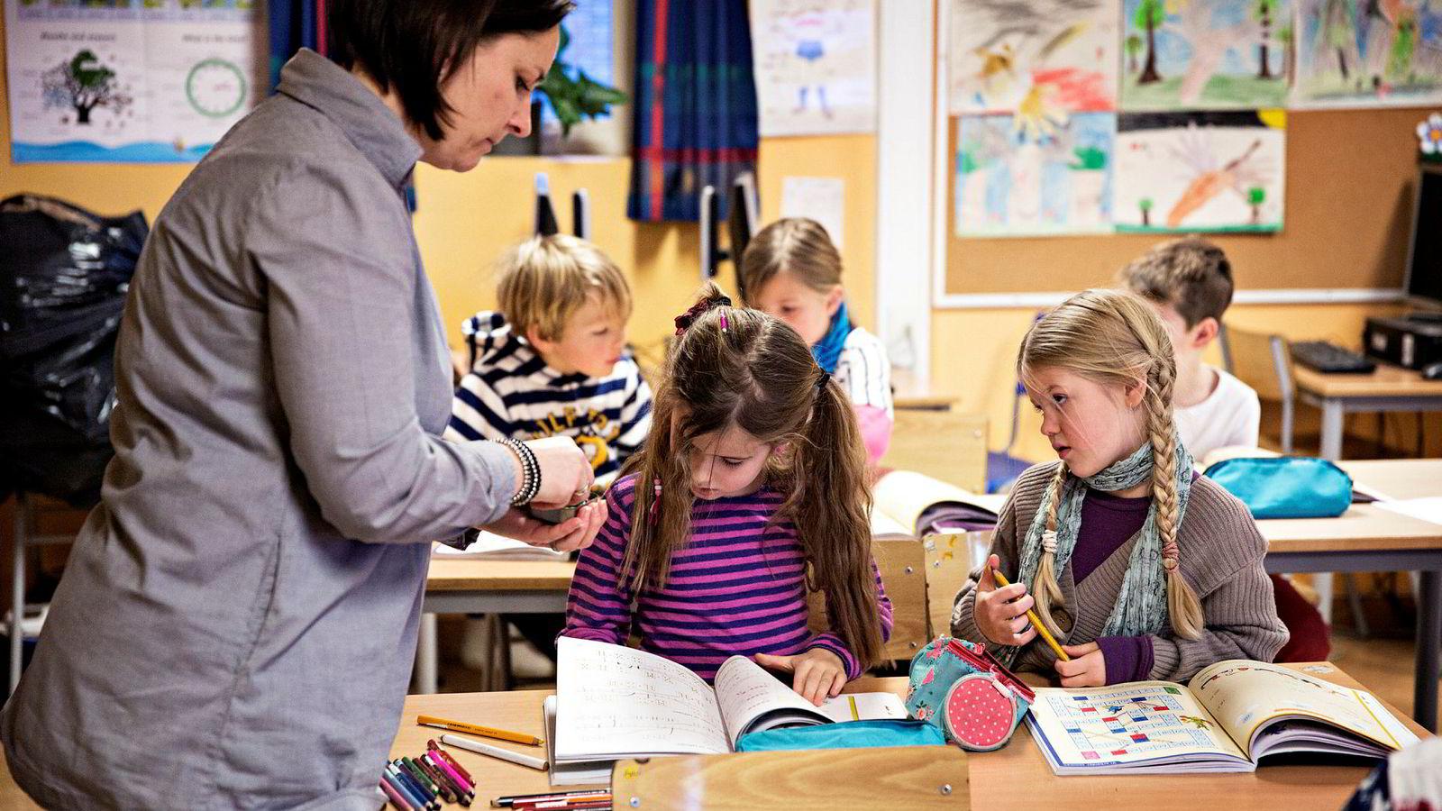 En studie fra Chicago tyder på at foreldres involvering i skolearbeidet kan bidra til bedre akademiske og sosiale ferdigheter hos barna, skriver artikkelforfatteren.
