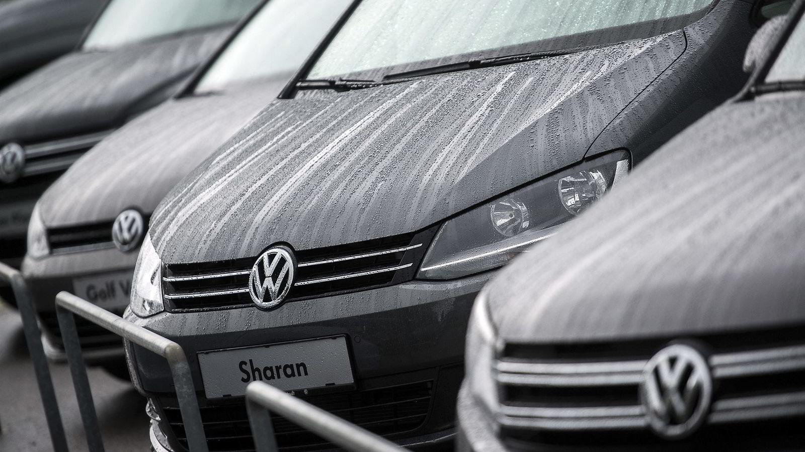 Volkswagen sjekker nå om flere motorer har programvare som jukser med utslippstallene. Foto: Akos Stiller/