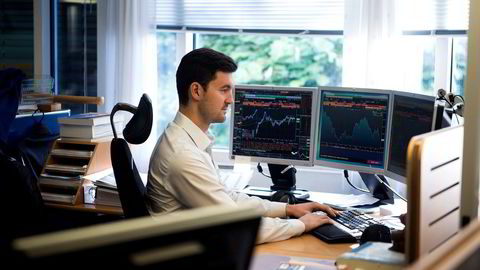 Analytiker Joachim Bernhardsen i Nordea Markets tror arbeidsledigheten vil fortsette å falle inn i neste år.