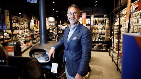Jernia-sjef Espen Karlsen mener handelsbransjen må unngå å selge varer som ikke er ment for å vare.