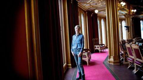 Avviser brede formuesskattekutt. Aps finanspolitiske talskvinne Marianne Marthinsen Foto: Mikaela Berg