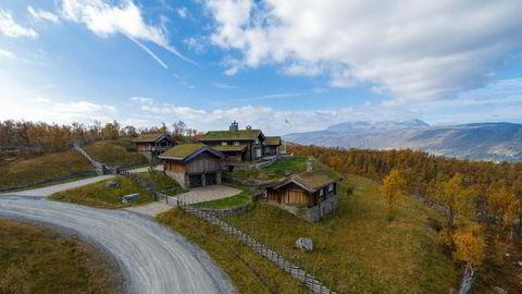 Eiendomsmilliardær Aage Thoresen har gitt 44 millioner kroner for en hytte på Geilo.