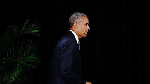 USAs president Barack Obama tror ikke FBI-sjefen prøver å påvirke valget. Foto: Lintao Zhang/