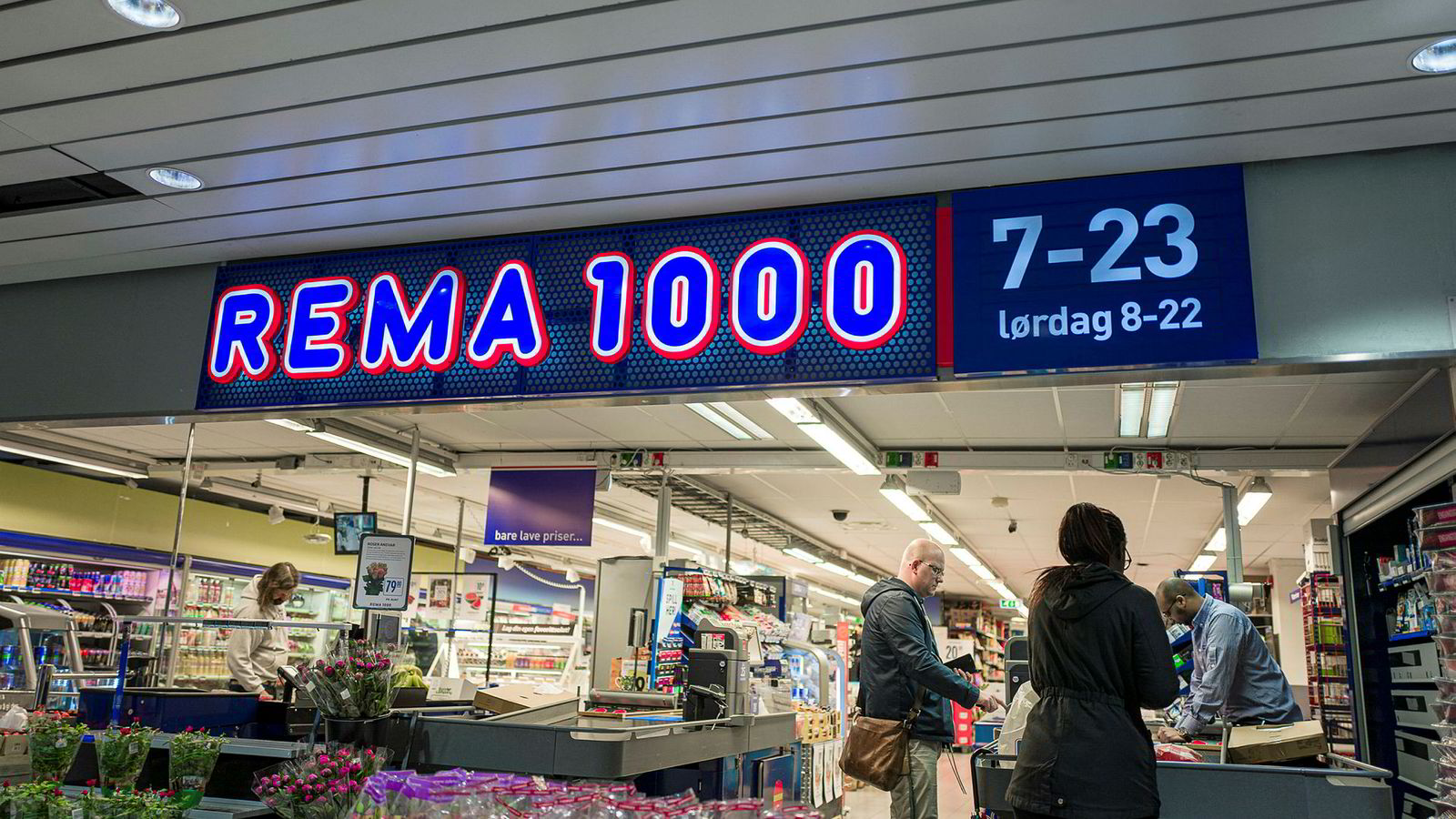 Rema har mistet 0,5 prosentpoeng markedsandel hittil i år, viser nye tall fra Nielsen.