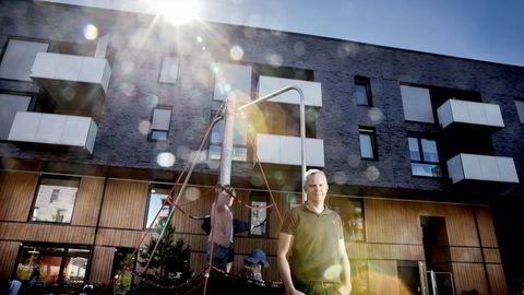 Gründer og toppsjef Hans Jacob Sundby i Læringsverkstedet leder nå et selskap som har 234 barnehager i Norge og som omsetter for rundt én milliard i kvartalet.