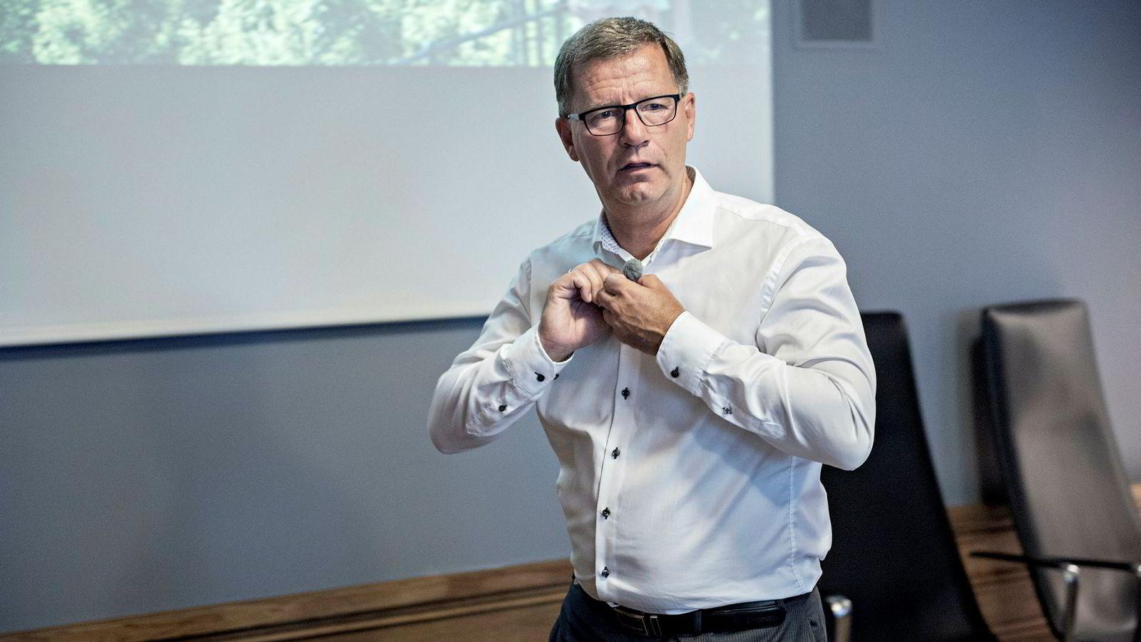 Finansbyråd Robert Steen er glad Høyesterett har besluttet å behandle eiendomsskattetvisten i Oslo.