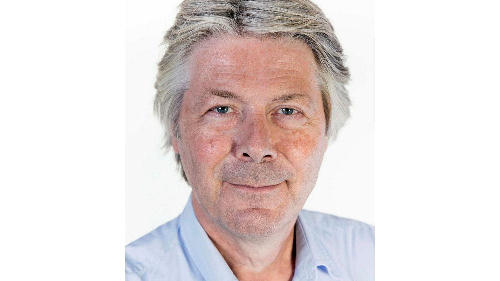 Erik Stephansen, nyhetsredaktør i Nettavisen.