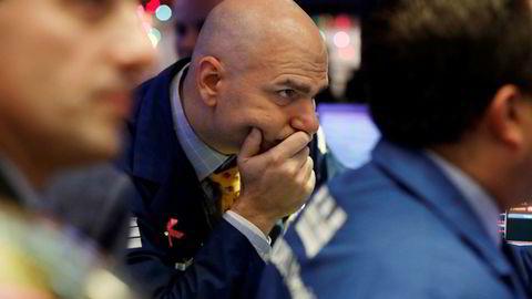 Både investorer og aksjemeglere har fått noe å tenke på denne uken, ettersom børsfallet ser ut til å fortsette.