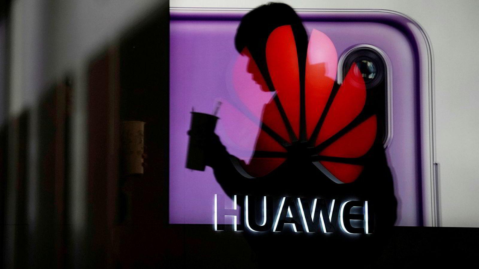 Huawei kan bli holdt utenfor utbyggingen av neste generasjons mobilnett i Norge.