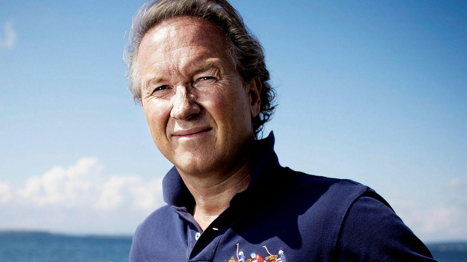 Investor Haakon Sæter hadde ikke sitt beste år på Oslo Børs i fjor.