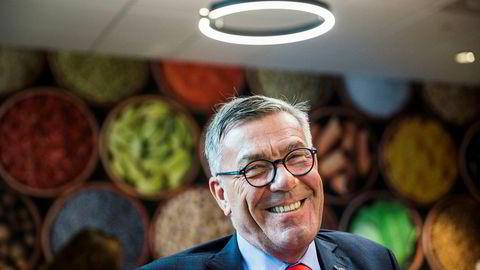 Investor og milliardær Stein Erik Hagen er med på eiersiden i Kalera.
