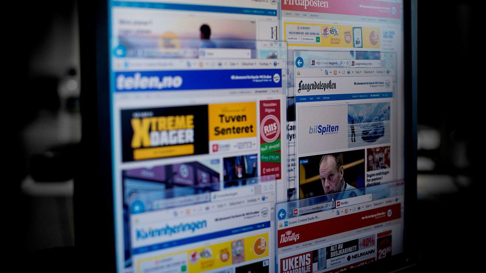 Nettavisenes annonsemuligheter har forbedret seg etter brukerbetaling ble innført. De fleste avisene mistet ikke trafikk som følge av brukerbetaling, skriver førsteamanuensis ved BI, Mona Solvoll. Foto: Mikaela Berg