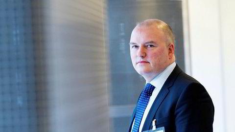 Lakseanalytiker Kolbjørn Giskeødegård i Nordea Markets har tidligere advart mot lavere laksepriser. Han tror prisen vil ligge på 53 kroner kiloen ut året, og på 49 kroner kiloen i 2018 og 2019. Foto: Gunnar Lier