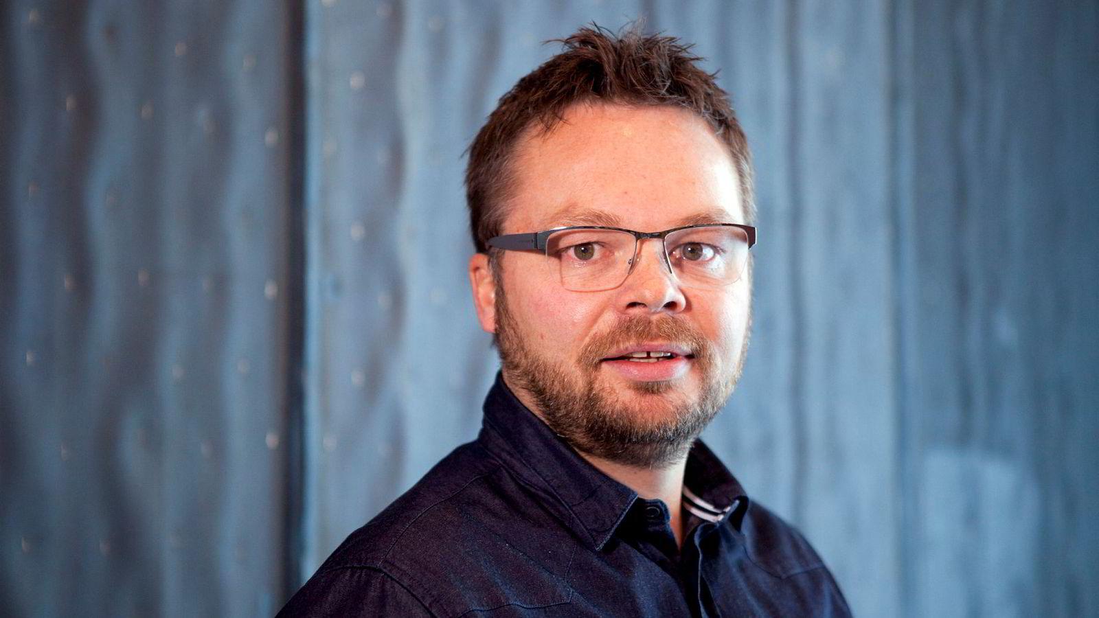 Anders Fjeld er toppsjef i interiørkjeden Kid.