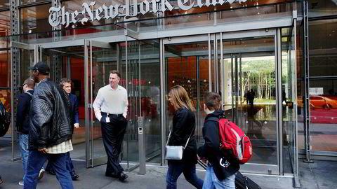 På tampen av 2016 opplevde en rekke mediehus at flere lesere var villige til å betale for journalistikken. Tydeligst så man det i USA, hvor en aktør som The New York Times fikk 132.000 nye abonnenter i løpet av to uker etter presidentvalget.