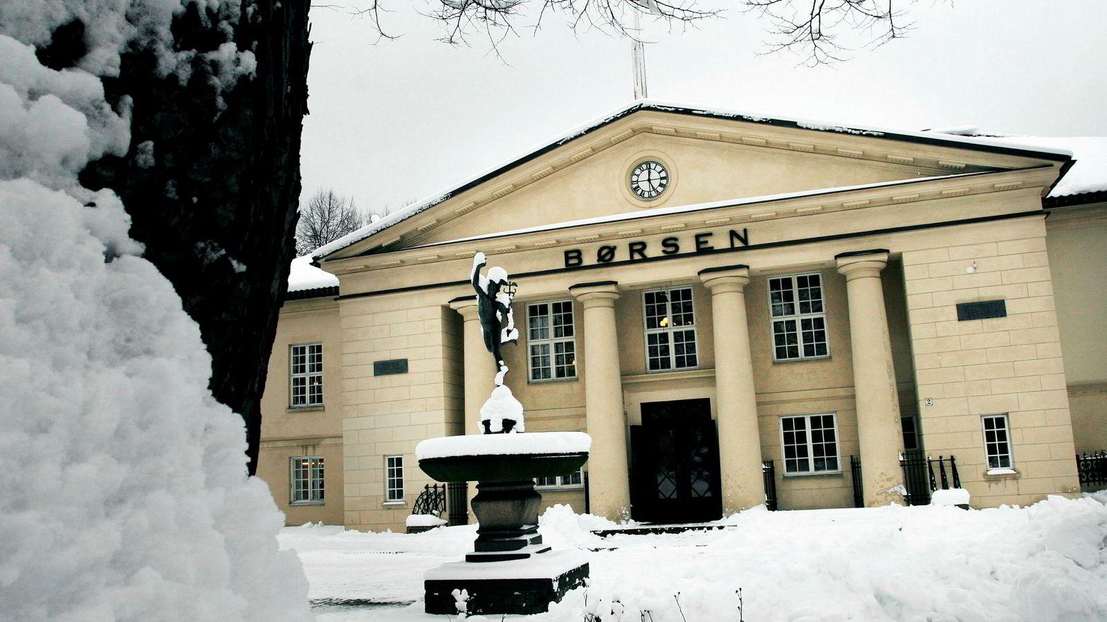 Den uvektede shortandelen på Oslo Børs har falt fra rundt 6,2 prosent for ett år siden til rundt 2,3 prosent nå.